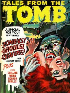 Tales from the Tomb #2.4 (Issue)
