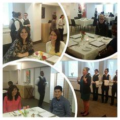 Mentor Program Dining Etiquette Session