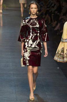 Collezione Dolce & Gabbana primavera estate 2014 FOTO