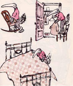 An Anteater Named Arthur - written & illustrated by Bernard Waber (1967).