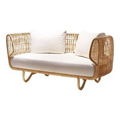 30 Bamboo Sofa Design Ideas For Outdoor Furniture - Plywood Furniture, Bamboo Furniture, Cheap Furniture, Outdoor Furniture, Lounge Furniture, Furniture Outlet, Furniture Stores, Wicker Couch, Wicker Bedroom