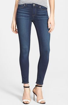 5ff96c5d65629 MADE IN USA -IMPORTED FABRIC Paige Denim  Transcend - Verdugo  Ankle Skinny  Jeans