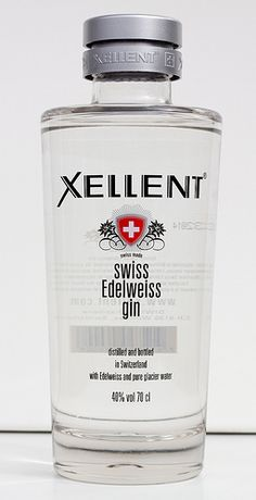 Switserland - Made using spirit distilled from locally produced rye giving this gin a whole new level of flavour this gin then uses lemon balm, lavender, woodruff and elderflower in addition to juniper and its other ingredients which are kept secret.  Water from the Titlis glacier is then added and the result is an incredibly smooth, fresh and floral gin.