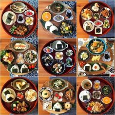 Japanese Dinner, Japanese Food, Japanese Table, Good Food, Yummy Food, Party Finger Foods, Cafe Menu, Food Decoration, Asian Cooking