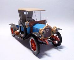 1912 EMF 30, Roadster