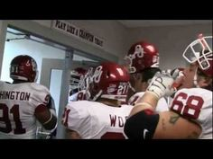 Oklahoma Sooners vs. Texas Tunnel Experience