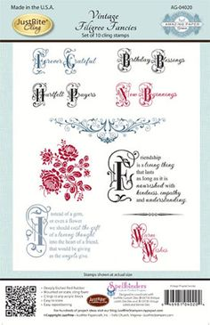 Amazing Paper Grace Stamps