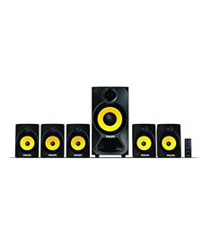 Philips SPA3800B Heart Beat 5.1 Speaker System at Lowest Price at Rs 4089 Only
