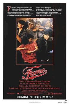 Fame -- 1980 Movie