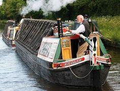 Kildare & President Stunning working boats...♔..