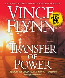 I'm in the middle of this book, great thriller.  America, Washinton D.C., Terrorism.