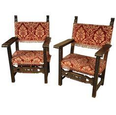 19th Century Spanish Armchairs. Modern ArmchairFurniture StylesACCENT ...
