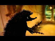 Verhalen van de boze heks - 04: De egel leert toveren - YouTube