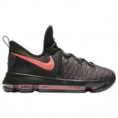 info for e0ac9 bc5b8  84.99 black and hot pink nike shoes,Nike KD 9 - Boys Grade School -