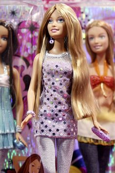 Mattel Barbie Capsule Collection arrives