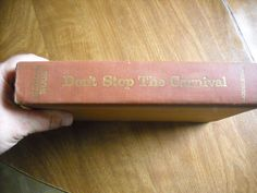 Don't Stop the Carnival by Herman Wouk (1965) - for sale at Wenzel Thrifty Nickel ecrater store