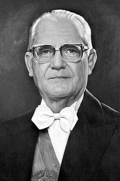 Ernesto Geisel, presidente do Brasil entre 1974 e 1979. Data1974