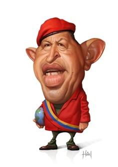 #HugoChavez (presidente de Venezuela)