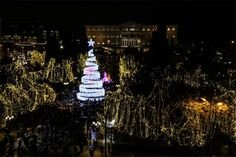 Visit Greece | Christmas in Athens 2018. #events #Xmas #culture #travel #Athens #VisitGreece