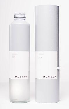 MUGGUR // premium icelandic gin on Behance