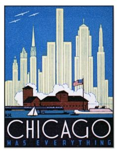 I *heart* Chicago - Here are lots of great Chicago signs & posters! :)