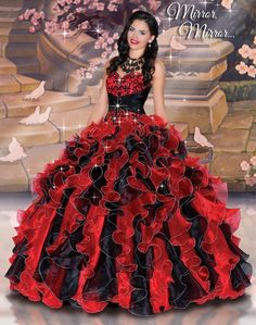Disney Royal Ball Quinceanera Dress Snow White Style 41041 is made for Sweet 15 girls who want to look like a beautiful Princess on her special day. Designed by Impression Bridal, these quinceanera dr