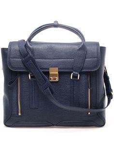 These bags, though. Shop purses for women and find the Saint Laurent Sac du Jour, Gucci's GG Marmont and Balenciaga Souvenir belt bag to name but a few. Leather Satchel, Satchel Bag, Cute School Bags, Purses And Bags, Lv Bags, Phillip Lim, Shoe Bag, Handbags, Gw