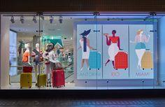 Debenhams - Summer '16 - Retail Focus - Retail Blog For Interior Design and Visual Merchandising