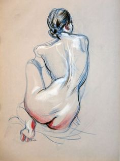 James Jean | Figure Drawing