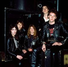 Iron Maiden were pioneers of the New Wave of British Heavy Metal and achieved success during the early They were formed in Leyton east London. Heavy Metal Art, Heavy Metal Bands, Iron Maiden Band, Where Eagles Dare, Sean Harris, Bruce Dickinson, Heavy Rock, The New Wave, Punk