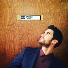 """Darren Criss (@darrencriss) on Instagram: """"Catch me on @TeamCoco tonight at 11pm ET/10pm CT talking all things @weplaycomputers, The Flash and…"""""""