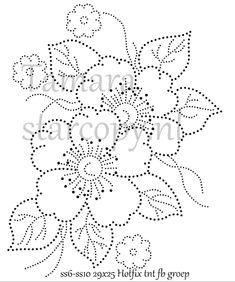 Bloemen met bladeren hotfix