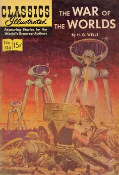 Classics Illustrated comic.  They made the best book reports when you did not read the entire book.