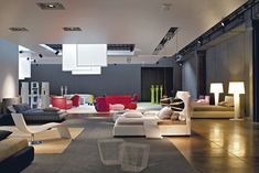Bonaldo showroom by Studio Lipparini, Padua – Italy