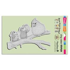 Cling Birdie Gifts Stamp - This rubber stamp was recently purchased off from our web site. Click on the image to see more information. House Mouse Stamps, Calendar Pictures, Mouse Color, Birthday Blessings, Cat Birthday, Pet Mat, Get Well Cards, Large Animals, Blank Cards