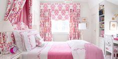 60 Desain Interior Kamar Tidur Warna Pink Untuk Perempuan   Desainrumahnya.com