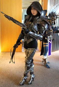 Diablo cosplay (pics inside)