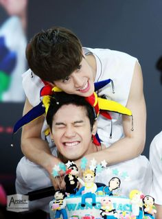 Jackson and Mark - Got7