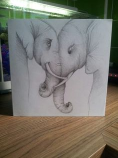 Things to draw😍😍😘 Doodle Drawings, Animal Drawings, Drawing Sketches, Elephant Sketch, Elephant Art, Fantastic Art, Amazing, Color Pencil Art, Cute Creatures
