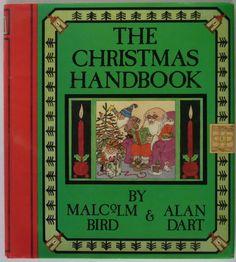 The Christmas Handbook  Malcolm Bord and Alan Dart