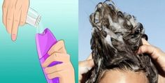 Solve One Of The Biggest Hair Problems Just Add Salt To Your Shampoo!!! - Healthy Dent Cosmetic