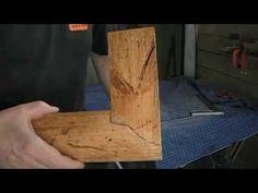 DIY : Assemblage original à 90°  pour tables, cadres …. Kastepat