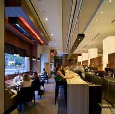 Nota Bene Restaurant by KPMB » CONTEMPORIST