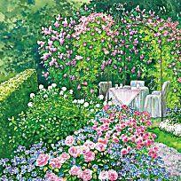 Eine schöne Terrrassenbepflanzung trägt viel zum Wohlbefinden bei. Wenn Sie dann noch den Übergang zwischen Terrasse und Garten harmonisch gestalten, ist Ihr grünes Reich schon fast perfekt. Anbei stellen wir Ihnen zwei Gestaltungsideen für eine schöne Terrassenbepflanzung vor. Mit Pflanzplänen als PDF zum Herunterladen und Ausdrucken.
