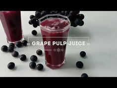 Grape pulp juice ( RAMADAN RECIPES) by coconut chutney - YouTube Black Grapes, Coconut Chutney, Ramadan Recipes, South Indian Food, Food Categories, Indian Food Recipes, Juice, Make It Yourself