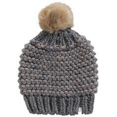 Muts in het grijs van Esprit. Keep me warm ♥
