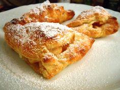 laVita - Cлоеные пирожки с яблоками (Apfeltaschen)