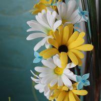 Цветы из фоамирана /Йошкар-Ола