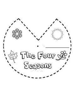 Seasons Activities ★ Four Seasons Activities ★ Seasons
