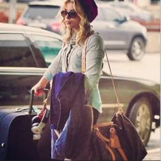 Chloe Grace Moretz #airport #celebrity #style #fashion #actress #looks #travel